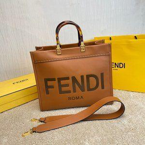 FD Onthego MM Monogram Empreinte Bag